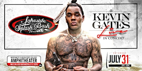 Kevin Gates Live in Concert tickets