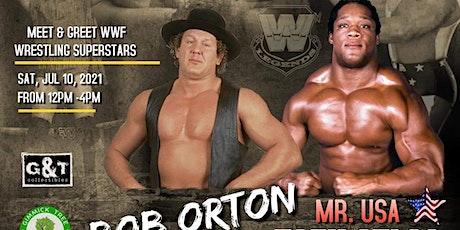 Meet & Greet Tony Atlas and Cowboy Bob Orton at Inland Toy Empire tickets
