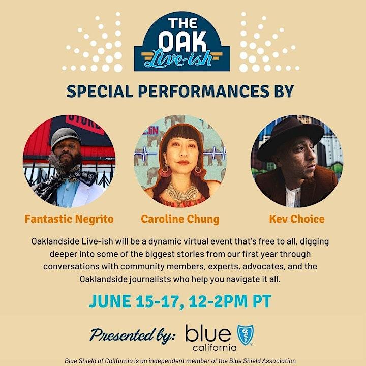 The Oaklandside Live-ish image