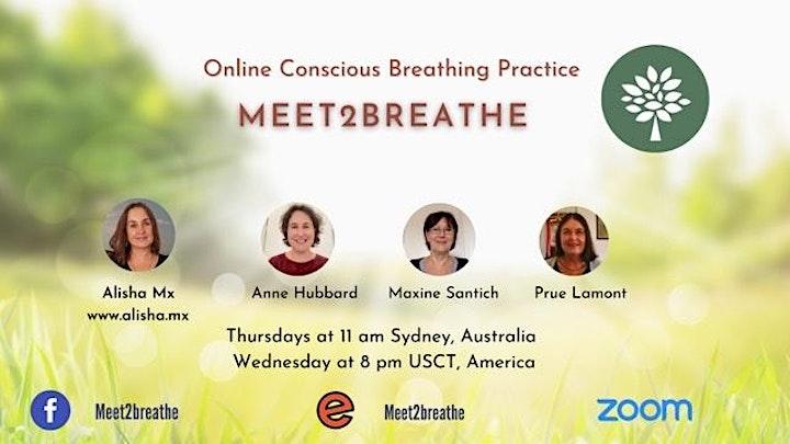 Meet2Breathe Online  (Europe & America) image