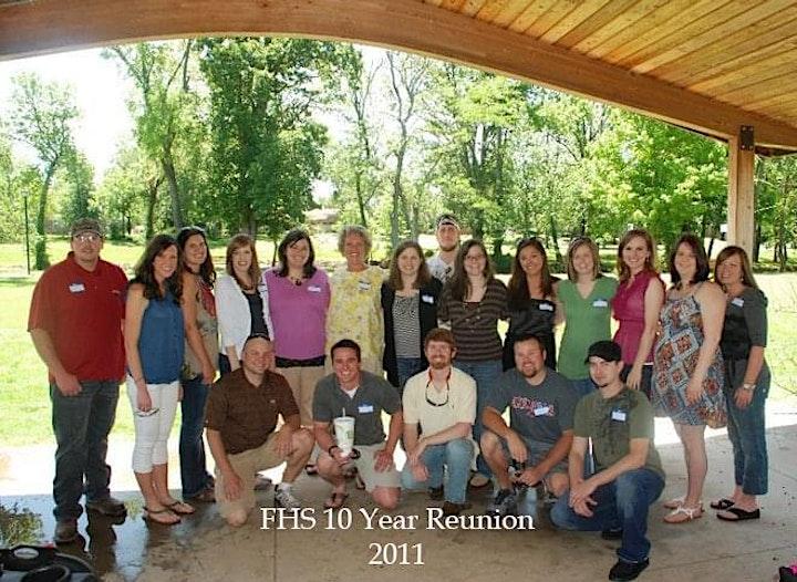 Farmington High School Class of 2001 | 20th Reunion image