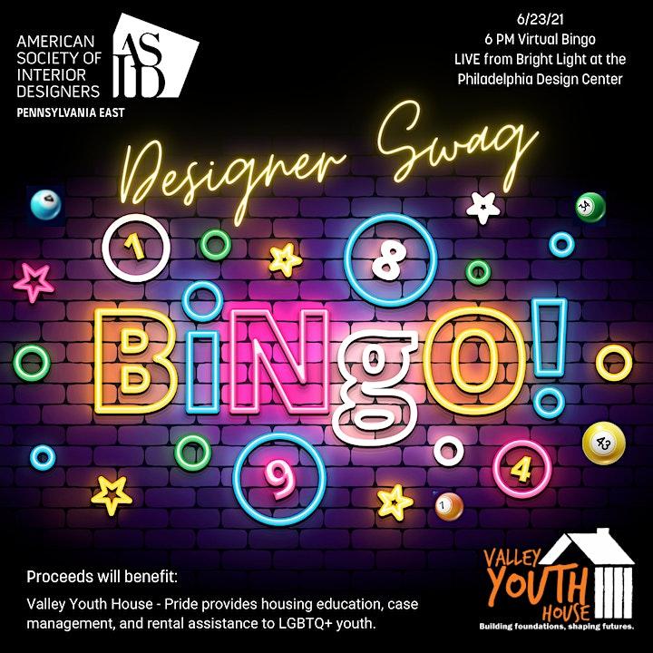 Designer Swag Bingo Presented by ASID PA East image