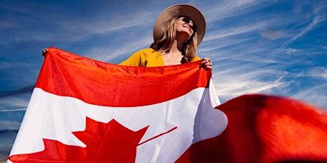加拿大移民新政策分享講座 tickets