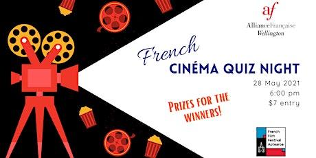 French Cinema & TV Quiz Night tickets