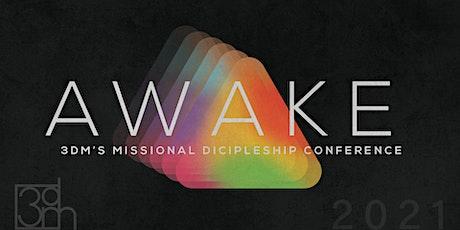 3dm AWAKE Virtual Conference 2021 tickets