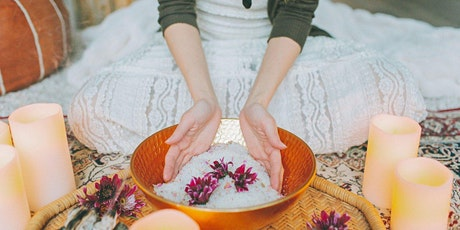 Sacred Salt Ceremony - Full Moon tickets