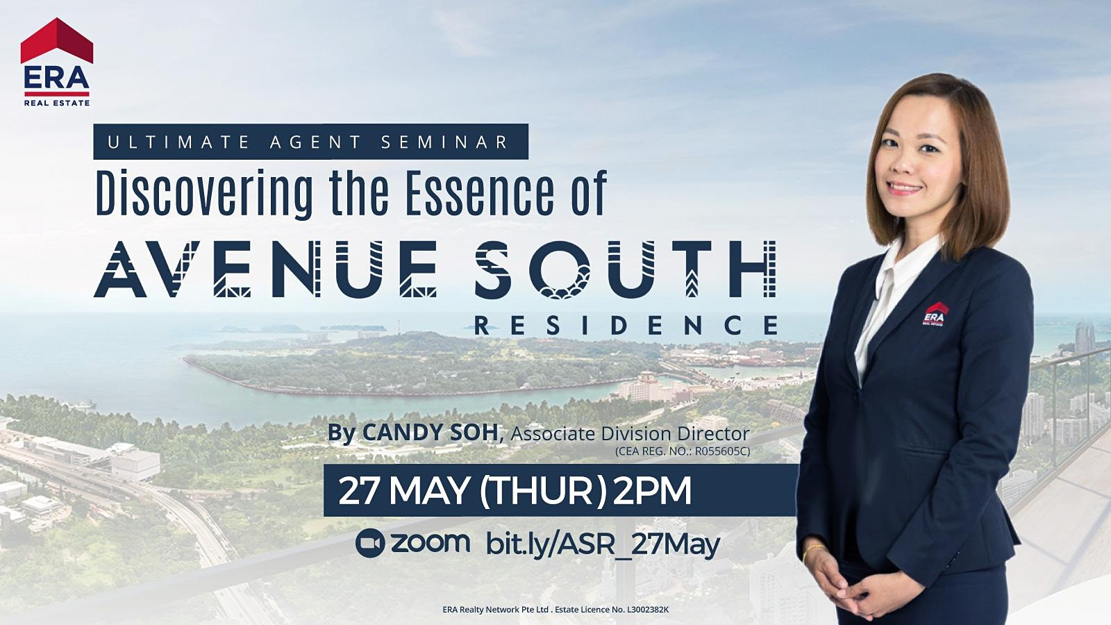 Discovering the Essence of Avenue South Residence