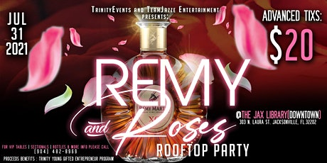 Remy and Roses Rooftop Party tickets