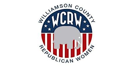 Williamson County Republican Women June Meeting tickets