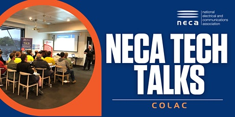 NECA Vic: Industry Nights - Colac tickets
