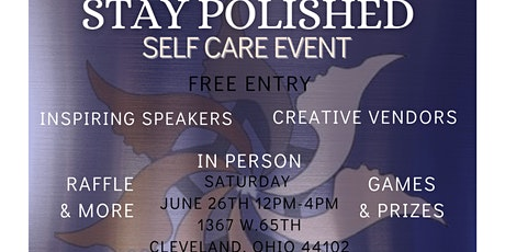 Stay Polished  Self-Care  Event tickets