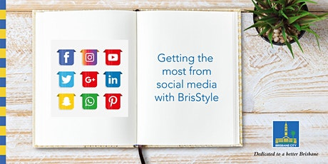 BrisStyle seminar: Getting the most from your social media tickets