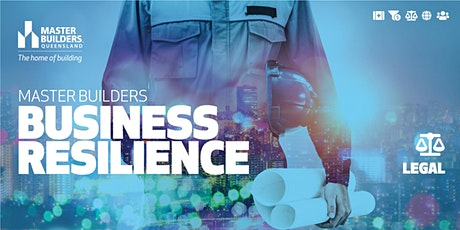 Business Resilience Breakfast -  Legal tickets