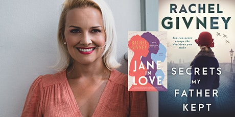 *In-person* FrankTALK with Rachel Givney tickets