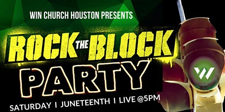 Rock the Block Party tickets