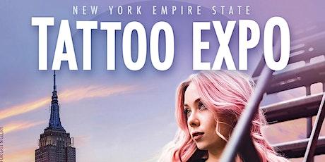 NY Empire State Tattoo Expo 2021 NYC  Tattoo Convention tickets