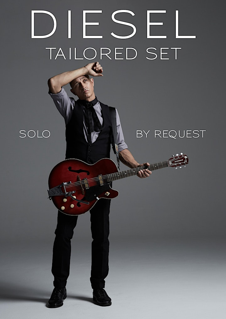 DIESEL - TAILORED SET - SOLO BY REQUEST image