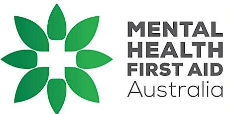 Mental Health First Aid Course-Shepparton Campus tickets