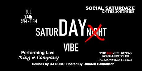 Social Saturdaze SaturDAY Vibe Day Party tickets