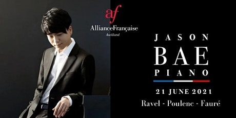 French Piano Recital with Artist Jason Bae tickets