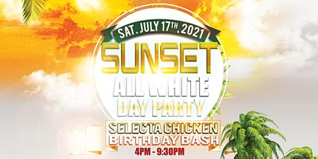 Sunset All White Day Party tickets