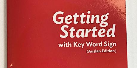 Key Word Sign Workshop tickets
