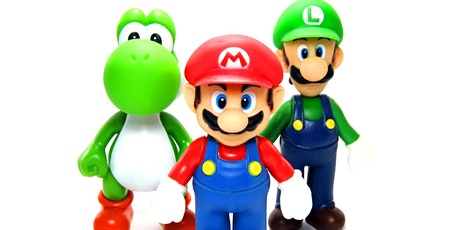Super Smash Bros. Tournament (15-25years) tickets