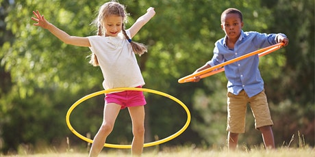 Let's Hula Hoop Workshop (6-10 years) at Ermington Library tickets