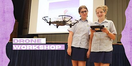 School Holiday Drone Workshop tickets