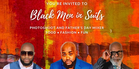 MEN IN SUITS PHOTOSHOOT june 19th 7pm tickets