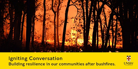 Igniting Conversation: Building resilience in our communities tickets