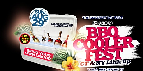 BBQ COOLER FEST 2021 DAY RAVE tickets