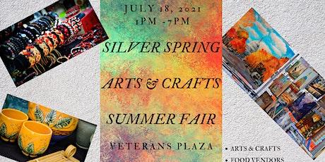 Silver Spring Arts & Crafts Summer Fair tickets
