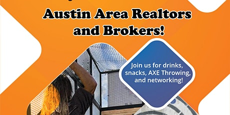 Axe Throwing - Making Real Estate Fun Again! tickets
