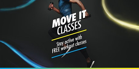 SITC Virtual - Megadanz (Rasa Fitness @ Peninsula) tickets