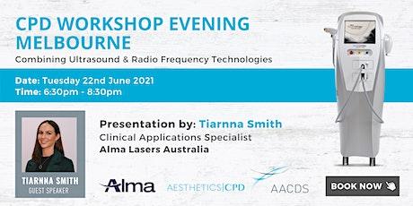 Accent Prime CPD Workshop Evening Melbourne June 2021 tickets