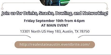 Bowling - Making Real Estate Fun Again! tickets