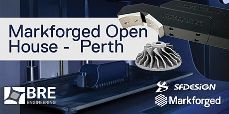 Markforged Open House - Perth tickets