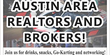 Go Karting - Making Real Estate Fun Again! tickets