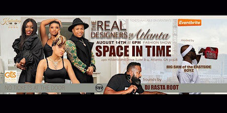 The Real Designers of Atlanta Fashion Show tickets