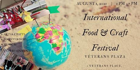 Silver Spring International Food & Craft Fair tickets