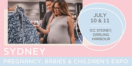 Sydney Pregnancy, Babies and Children's Expo July 2021 tickets