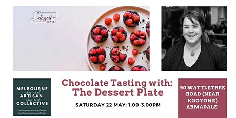 Chocolate tasting session tickets