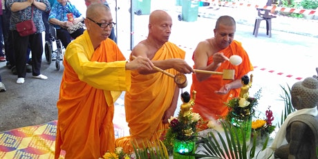 2565 Vesak Day - Morning Puja & Blessing led by Bhante Wimalajothi tickets