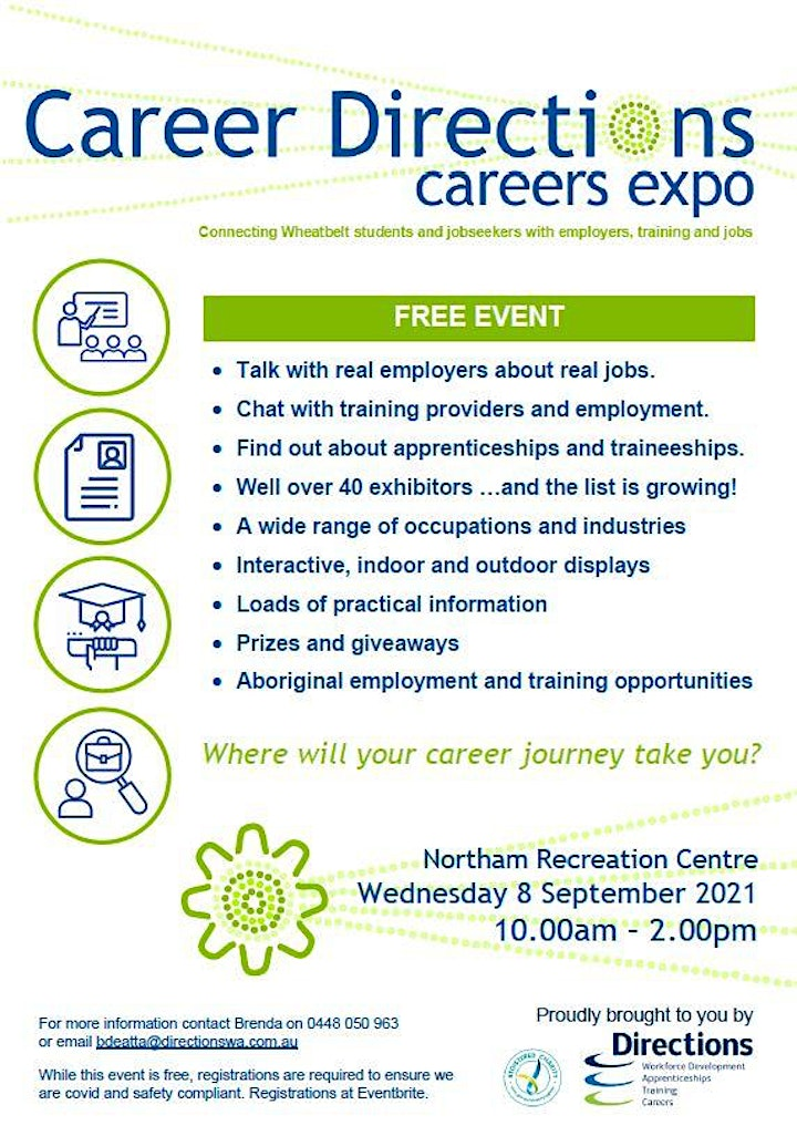 Career Directions Careers Expo image