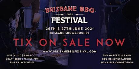 Brisbane BBQ Festival 2021 tickets