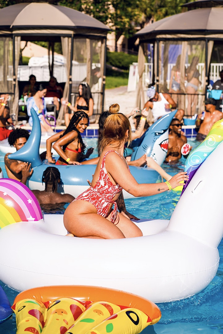SLIPPERY ORLANDOS ONLY WEEKLY ADULT POOL PARTY image