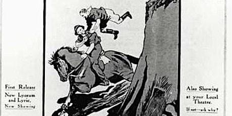 The Man From Kangaroo (1919) Silent Movie Screening tickets