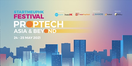 PropTech: Asia & Beyond Hybrid Summit tickets