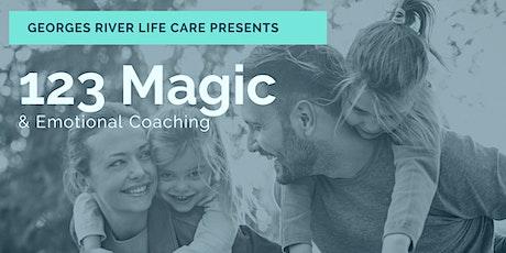 123 Magic & Emotional Coaching tickets